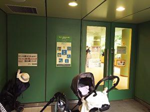 東京競馬場のチャイルドルーム2
