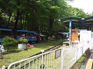 青梅鉄道公園のSL